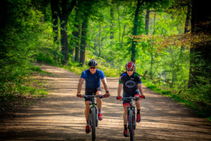 weekendje mountainbiken in Limburg, mtb routes